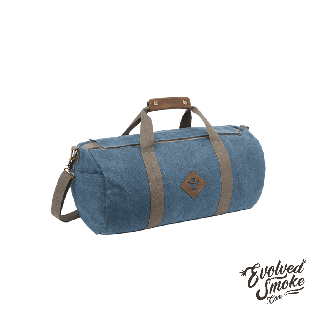 The Overnighter-Small Duffle-28L-Revelry Supply-Marine-EvolvedSmoke.com