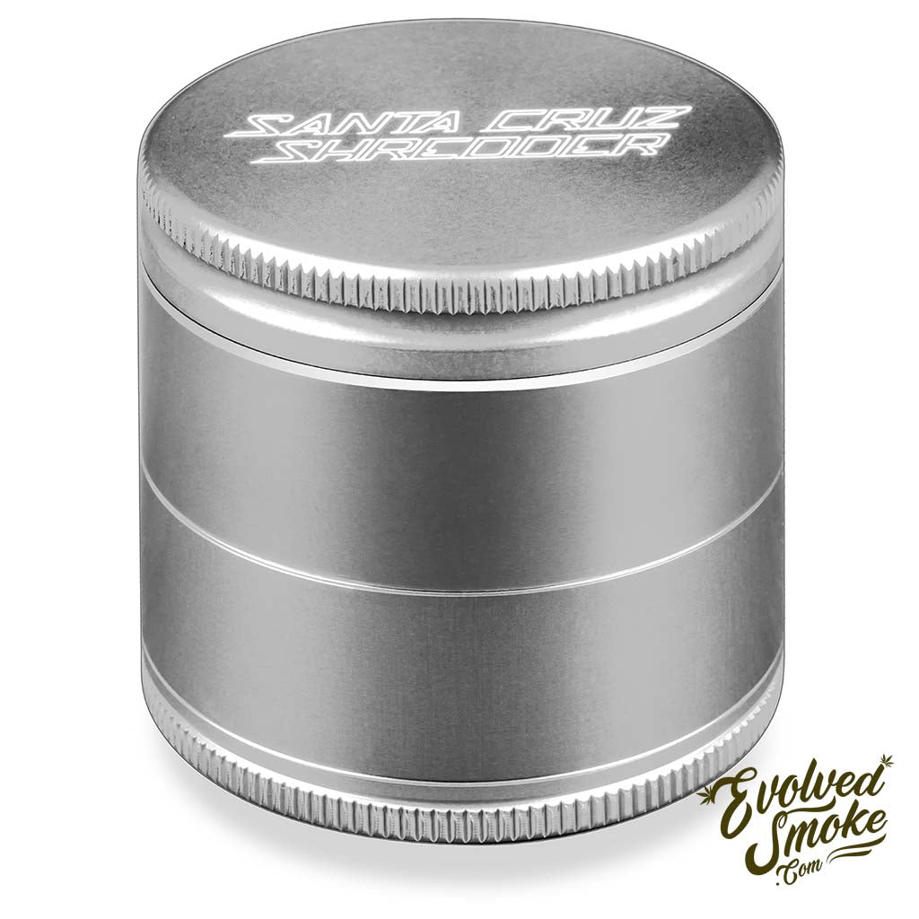 Santa Cruz Shredder 4-Piece Grinder - EvolvedSmoke
