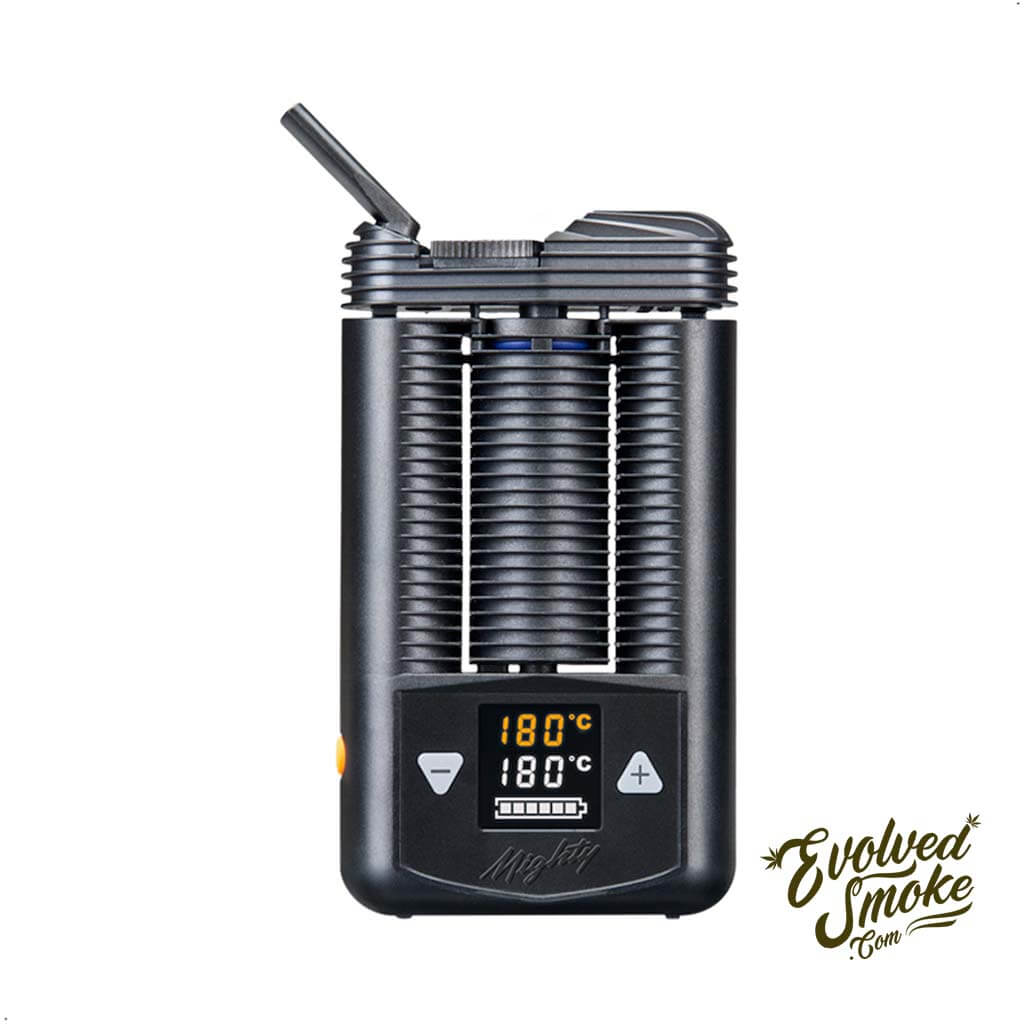 Mighty Vaporizer - EvolvedSmoke