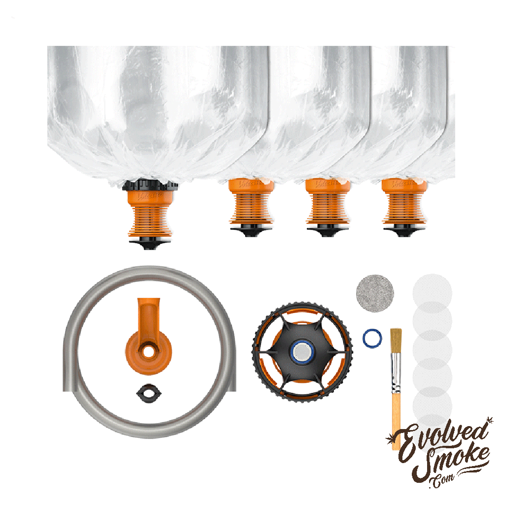 Volcano Hybrid Starter Set - Parts - EvolvedSmoke