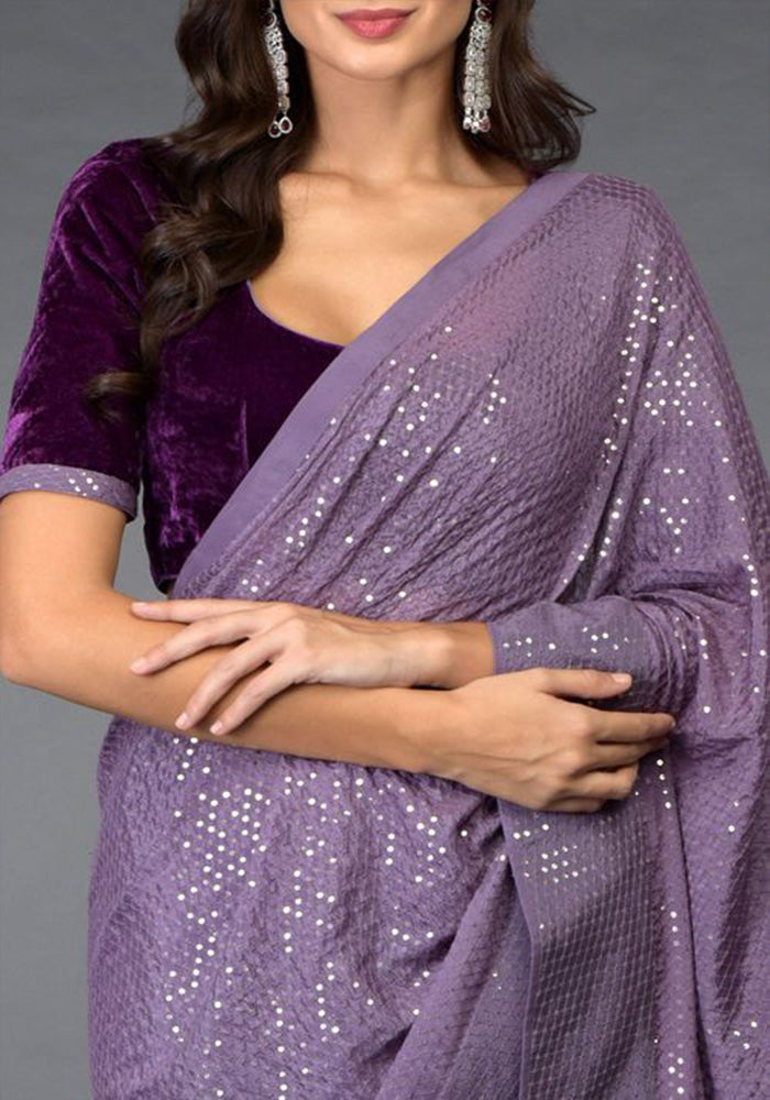 NEW Colored georgette blouse