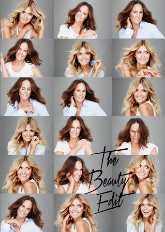 THE BEAUTY EDIT - MAGAZINE