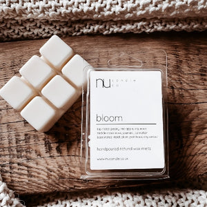 Bloom wax melts NuCandle co Home Fragrances