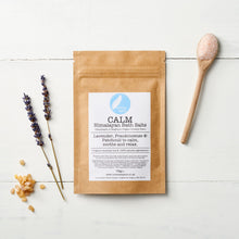 Load image into Gallery viewer, Calm - Himalayan Bath Salts Sachet