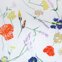 Load image into Gallery viewer, XL Floral Print Muslin Mama Rules