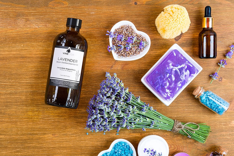 Lavender Essential Oil Blends – Top Recipes to Focus On