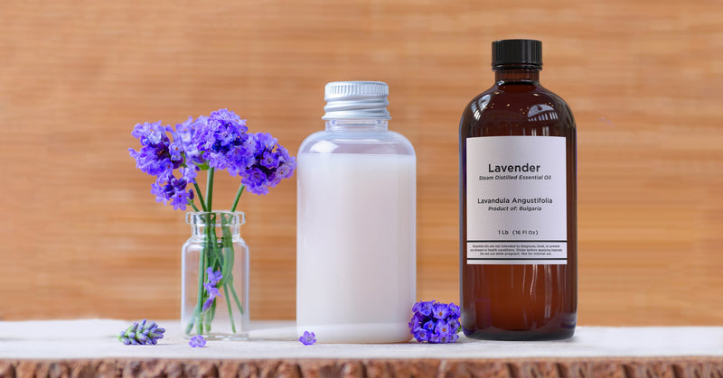 Lavender and Peppermint Essential Oil