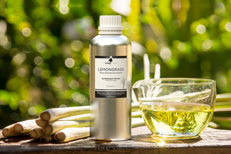 Lemongrass Essential Oil Blends