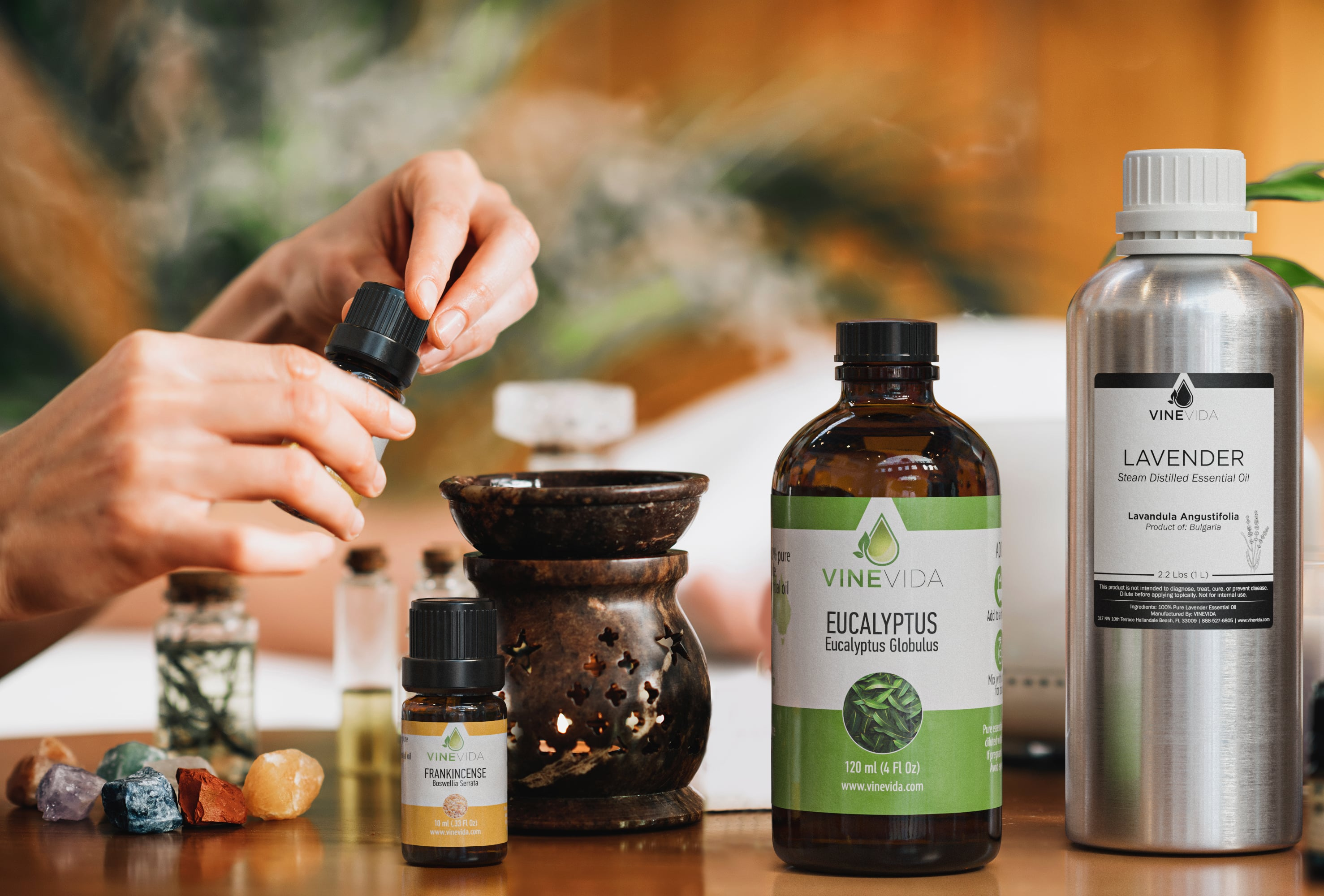 Best Essential Oils for Aromatherapy