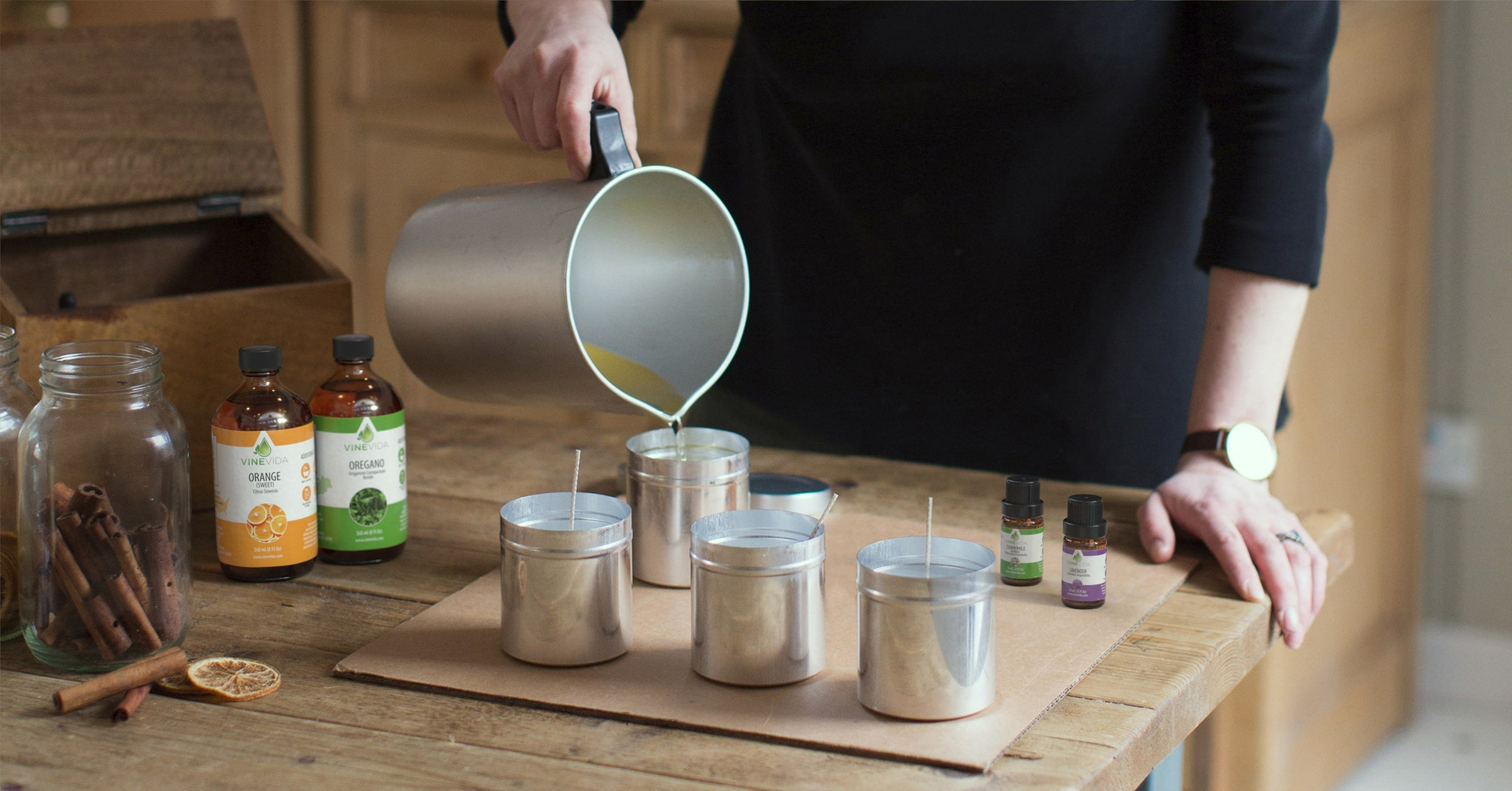 Candle Making Tips