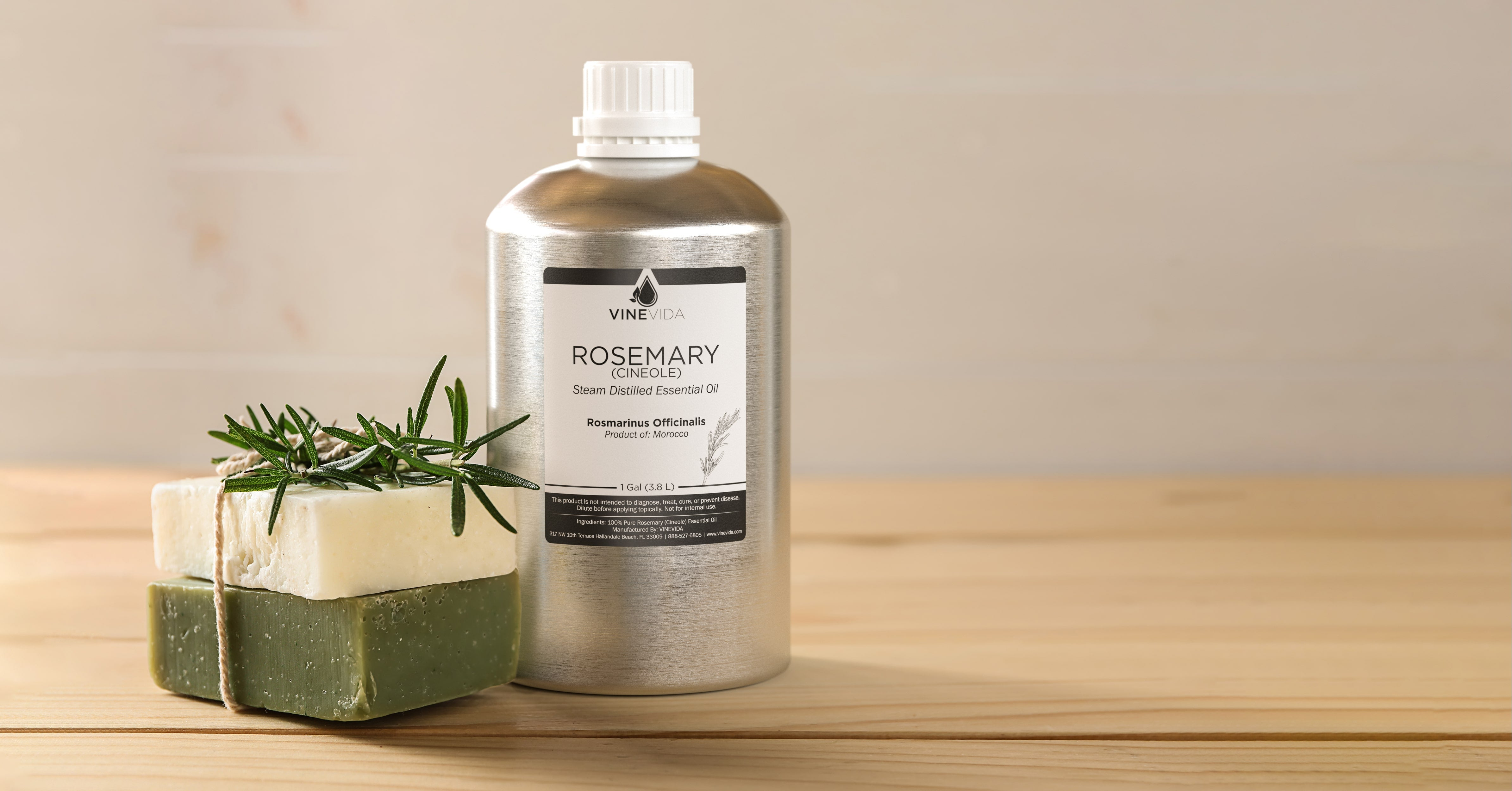 Rosemary Essential Oil Cineole Soapmaking