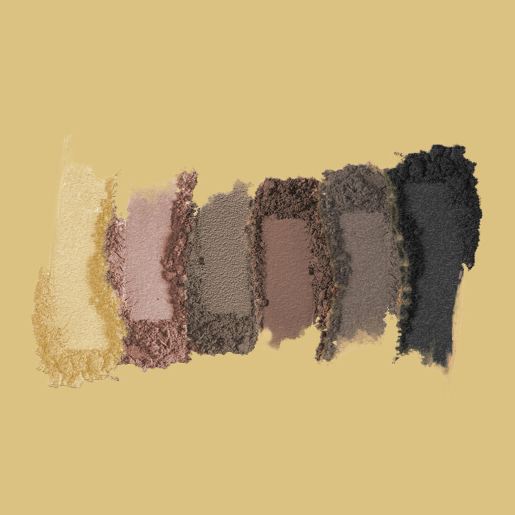 Nude - On the go - Paleta de Sombras