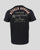 Rokker Garage T-Shirt Men Black