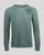 Speed Crew Sweater Men Green