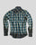 Vermont Shirt Men Green Check