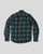 Denver Shirt Men Green Check