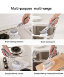 Micro Deep Cleaning Liquid Dishwasher
