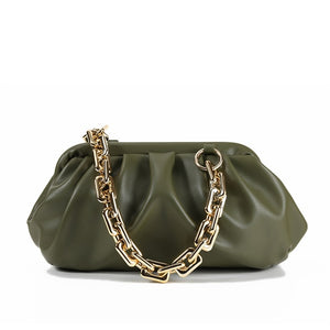 Bag For Women Cloud bag Soft Leather Madame Bag