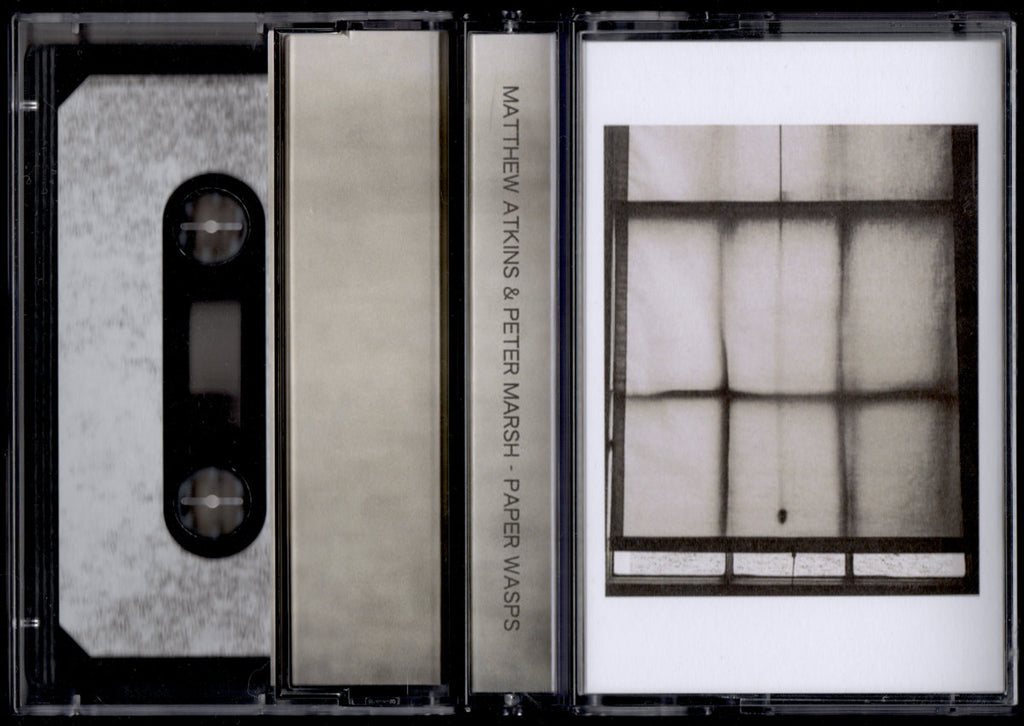 Matthew Atkins & Peter Marsh // Paper Wasps TAPE