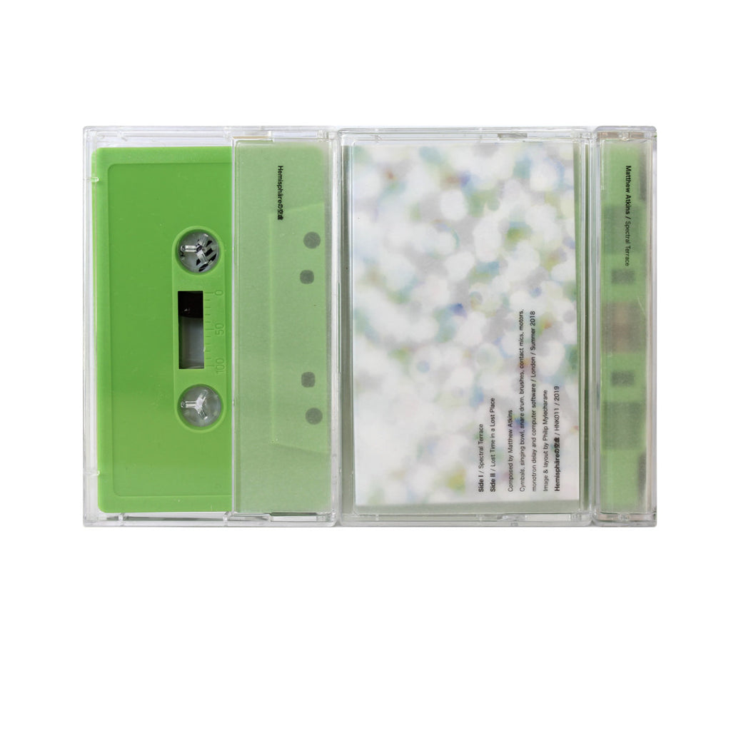 Matthew Atkins // Spectral Terrace TAPE