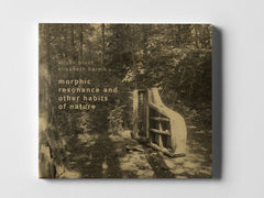 Alison Blunt / Elisabeth Harnik // Morphic Resonance And Other Habits Of Nature CD