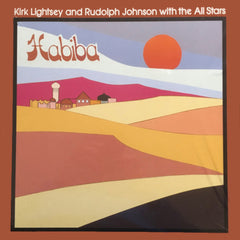 Kirk Lightsey & Rudolph Johnson With The All Stars // Habiba LP