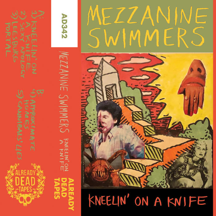 Mezzanine Swimmers // Kneelin' On a Knife TAPE
