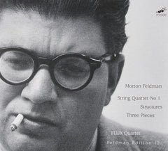 Morton Feldman // Feldman Edition 6: String Quartet 2 5xCD