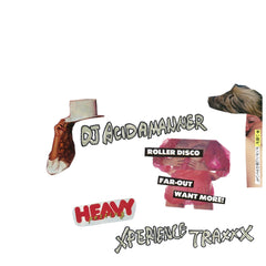 DJ ACID A MANNER // XPERIENCE TRAXXX LP