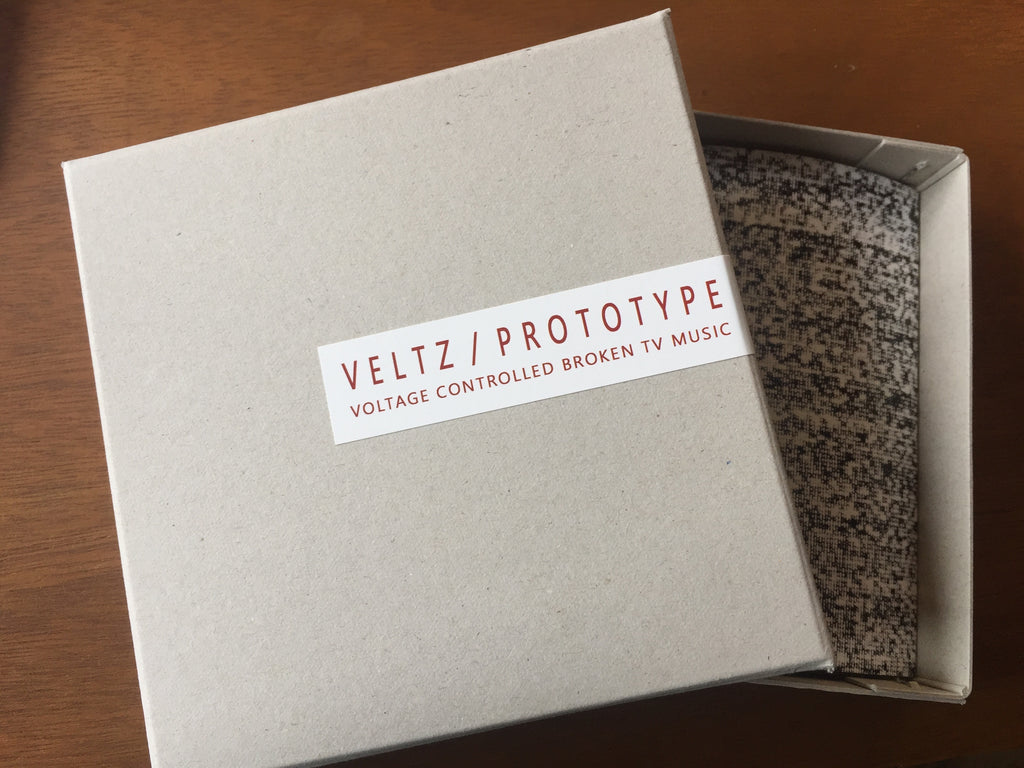"VELTZ //  ""PROTOTYPE"" AUDIO REPORT 01 CDR"