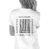 Adhesive Sounds T-SHIRT