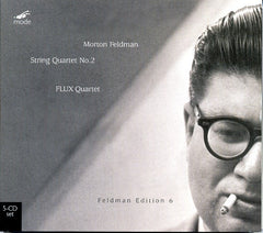 Morton Feldman // Feldman Edition 6: String Quartet 2 DVD
