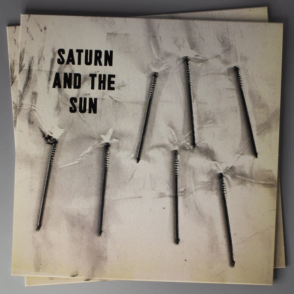 Saturn And The Sun // The New Age Is Shit LP