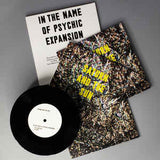 Saturn And The Sun ‎// In The Name Of Psychic Expansion 7""