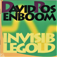 David Rosenboom // Invisible Gold CD