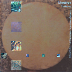 Chris Brown // Talking Drum CD