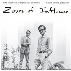 David Rosenboom // Zones of Influence 2xCD