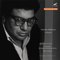 Morton Feldman // Feldman Edition 11: Orchestra CD