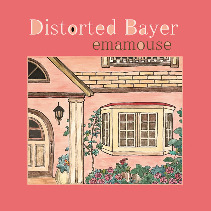 emamouse // Distorted Bayer CD