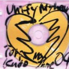 tori kudo // Unify My Heart CDR