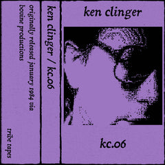 Ken Clinger // KC.06 TAPE
