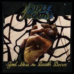 Triple Negative // God Bless The Death Drive LP