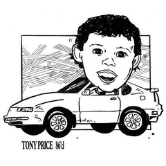 Tony Price // 86'd TAPE