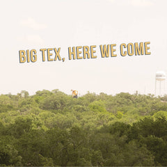 Andrew Weathers & Hayden Pedigo // Big Tex, Here We Come CD