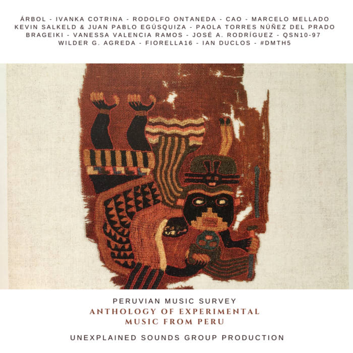 V / A // Anthology Of Experimental Music From Peru CD
