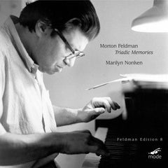Morton Feldman // Feldman Edition 8: Triadic Memories DVD