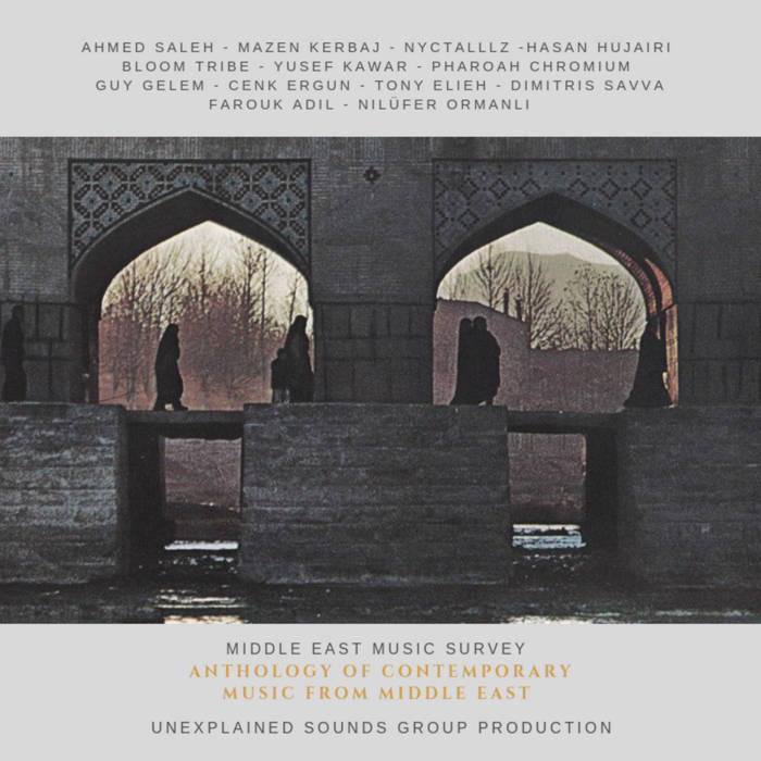 V / A // Anthology of contemporary music from Middle East CD