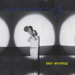 Enzo Minarelli // Phonosensitivity CD