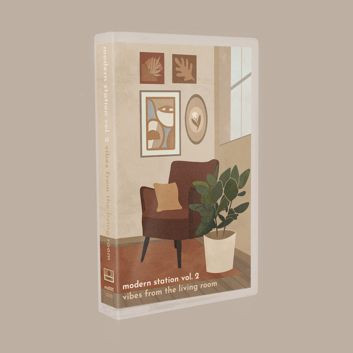 VA // vibes from the living room vol. 2 TAPE