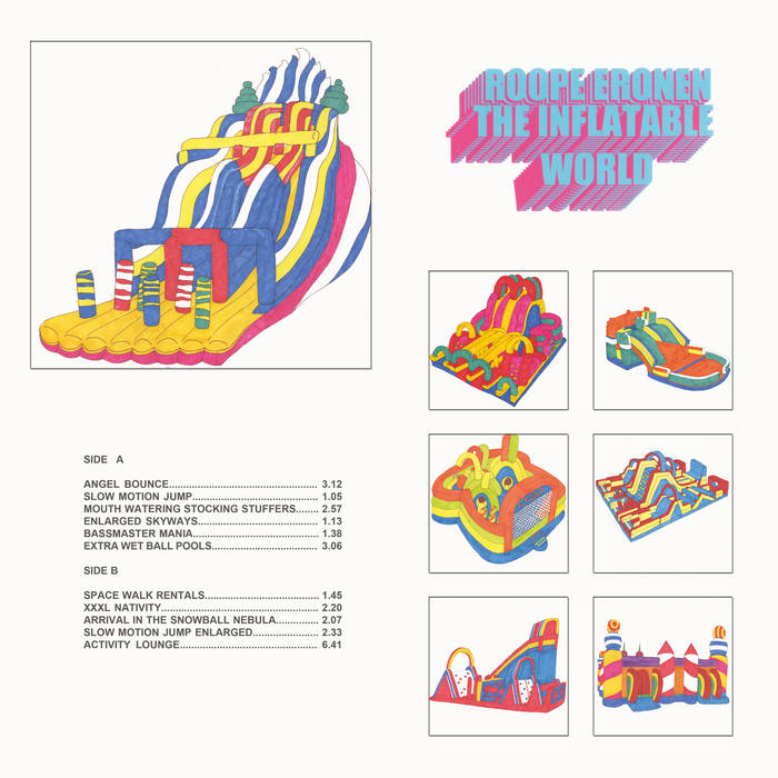 Roope Eronen // The Inflatable World LP